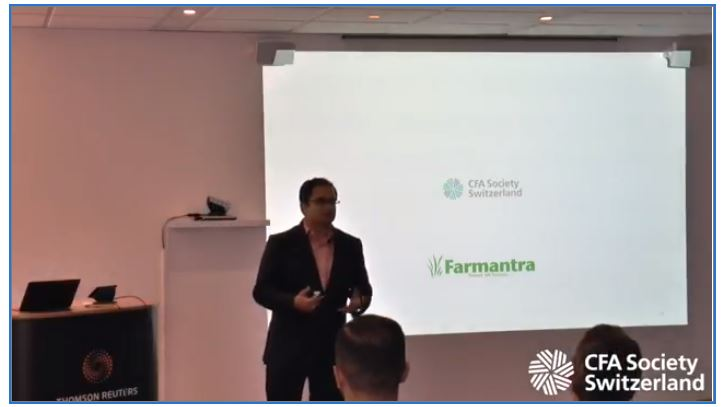 CFA Switzerland Farmantra
